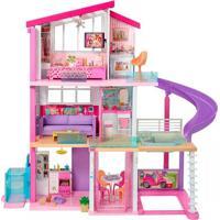 Boneca Barbie Mega Casa Dos Sonhos