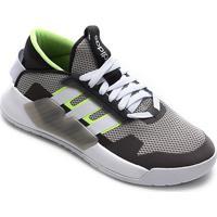 Tênis Adidas Bball 90S Masculino - Masculino-Cinza+Chumbo