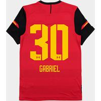 8a4906305fa8a Netshoes  Camisa Sport Recife I 2018 Nº 30 Gabriel - Torcedor Under Armour  Masculina - Masculino