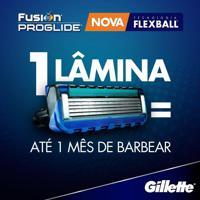 Aparelho De Barbear Gillette Fusion Proglide Flexball 1 Unidade