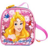 Lancheira Térmica Princesas Disney Aurora