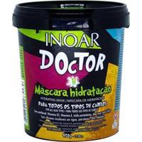 Inoar Máscara De Hidratação Doctor 450G - Feminino-Incolor