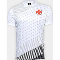 Camisa Vasco Block Masculina - Masculino