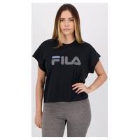 Camiseta Fila Honey Touch Feminina Preta