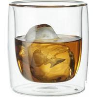 Copos De Vidro Whisky Sorrento Parede Dupla 266 Ml 2 Peças Zwilling J.A. Henckels