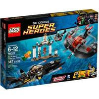 Lego Super Heroes - O Ataque Do Fundo Do Mar De Manta Negra - Unissex