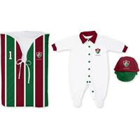Saída Maternidade Menino Fluminense Torcida Baby - Masculino