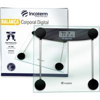 Balança Digital Incoterm Corporal Pop Capacidade 150Kg
