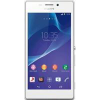 Smartphone Sony Xperia M2 D2403 Aqua - 8Gb - Branco - Android 4.4.2 Kitkat