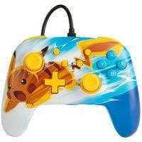 Controle Power A Para Nintendo SwitchPikachu Charge - 1518806-01
