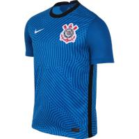Camisa Nike Corinthians Goleiro 2020/21 Masculina