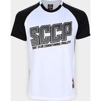 Camiseta Corinthians Climber Sccp Masculina - Masculino