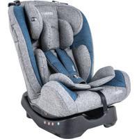 Cadeira Para Auto - De 09 Á 36 Kg - Grow - Azul E Cinza - Kiddo