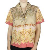 Camisa Feminina Eagle Rock