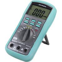 Multimetro Digital Lee Tools Ms8221B Verde/Preto
