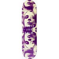 Shape Nineclouds Skateboards Mind Roxo