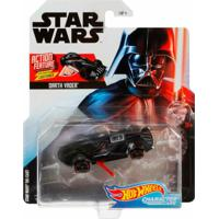 Carrinho Star Wars Hot Wheels Darth Vader - Mattel - Kanui
