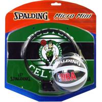 Tabela De Basquete Spalding Nba Boston Celtics