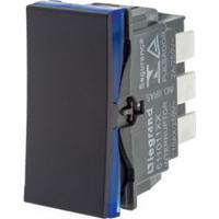 Interruptor Simples 10A Preta Pial Plus