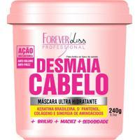 Máscara Forever Liss Desmaia Cabelo Ultra Hidratante 240G
