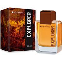 Explorer Phytoderm - Perfume Masculino - Deo Colônia - 100Ml Único