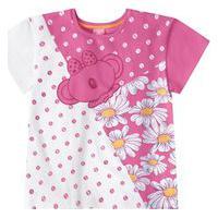 Blusa Lilica Ripilica Com Estampa De Bolinhas Infantil Rosa