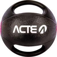 Bola De Peso Acte Sports T109 Medicine Ball Rosa