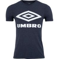 Camiseta Umbro Twr Paint Graphic - Masculina - Preto Mescla
