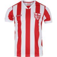 Camisa Do Crb Iii 2019 Nº 10 Regatas - Masculina - Branco/Vermelho