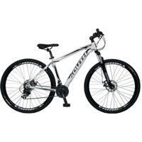 Bicicleta South Legend - Aro 29 - 21 Marchas - Componentes Shimano Tourney - Alumínio - Unissex