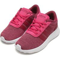 Tênis Adidas Menina Racer K Pink