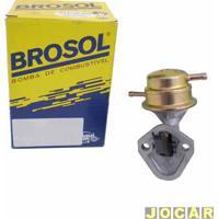 Bomba De Combustível - Brosol - Opala/Caravan 89/92 - Bonanza/Veraneio 89/93 4.1 - Gasolina - Cada (Unidade) - 245830