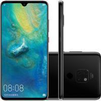 Smartphone Huawei Mate 20 128Gb 4Gb Ram Versão Global Desbloqueado Preto