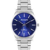 Relógio Akium Feminino Aço - Tmg7138B