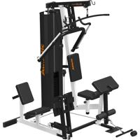 Estação De Musculação Athletic Power Plus Preto