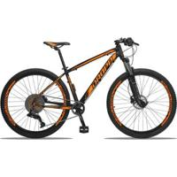 Bicicleta 29 Dropp Z3 Kit Absolut 12V Hidráulica Trava Guidâo - Unissex