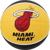 Bola De Basquete Heat Oficial 73-646Z-100 Spalding