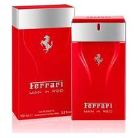 Perfume Cavallino Man In Red Masculino Eau De Toillete- Ferrari | Ferrari | 50Ml