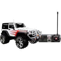 Carrinho De Controle Maisto Off Road Jeep Wran Ref-81098