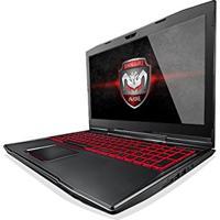 Notebook Gamer Avell Titanium G1513 Mx7 Intel Core I7 16Gb (Geforce Gtx 1050Ti) 1Tb Sshd 15.6 Fhd Preto (Preto Fosco)