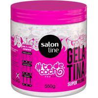 Gelatina Capilar #Todecacho Gel Mix Misturinhas Salon Line Único