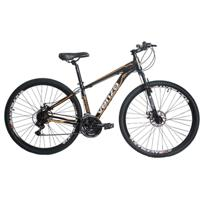 Bicicleta 29 Venzo Freio Hidráulico 24V - Shimano Altus + Trava - Unissex