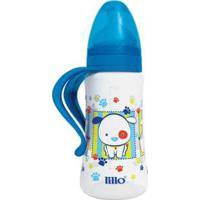 Mamadeira Lillo Design Fashion 300Ml - Masculino-Azul