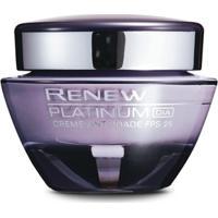 Creme Anti-Idade Avon Renew Platinum 60+ | Dia Fps 25 50G - Unissex
