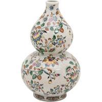 Vaso Decorativo De Porcelana Kailua