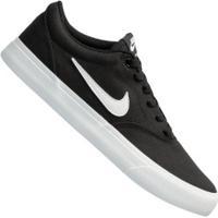 Tênis Nike Sb Charge Cnvs - Masculino - Preto