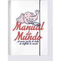 Sketchbook Pasta De Dente De Elefante