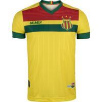 Camisa Do Sampaio Corrêa Ii 2020 Super Bolla - Masculina - Amarelo