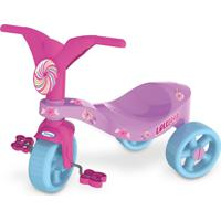 Triciclo Lolli Pop Rosa Xalingo