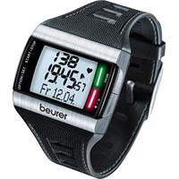 Monitor Do Ritmo Cardíaco Beurer Com Aplique Em Inox - Pm 62